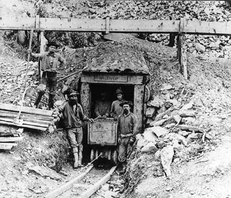 The Cariboo Gold Rush Essay