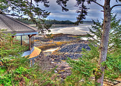 Spectacular Chesterman Beach, just south of Tofino on Vancouver Island. Duncan Rawlinson photo